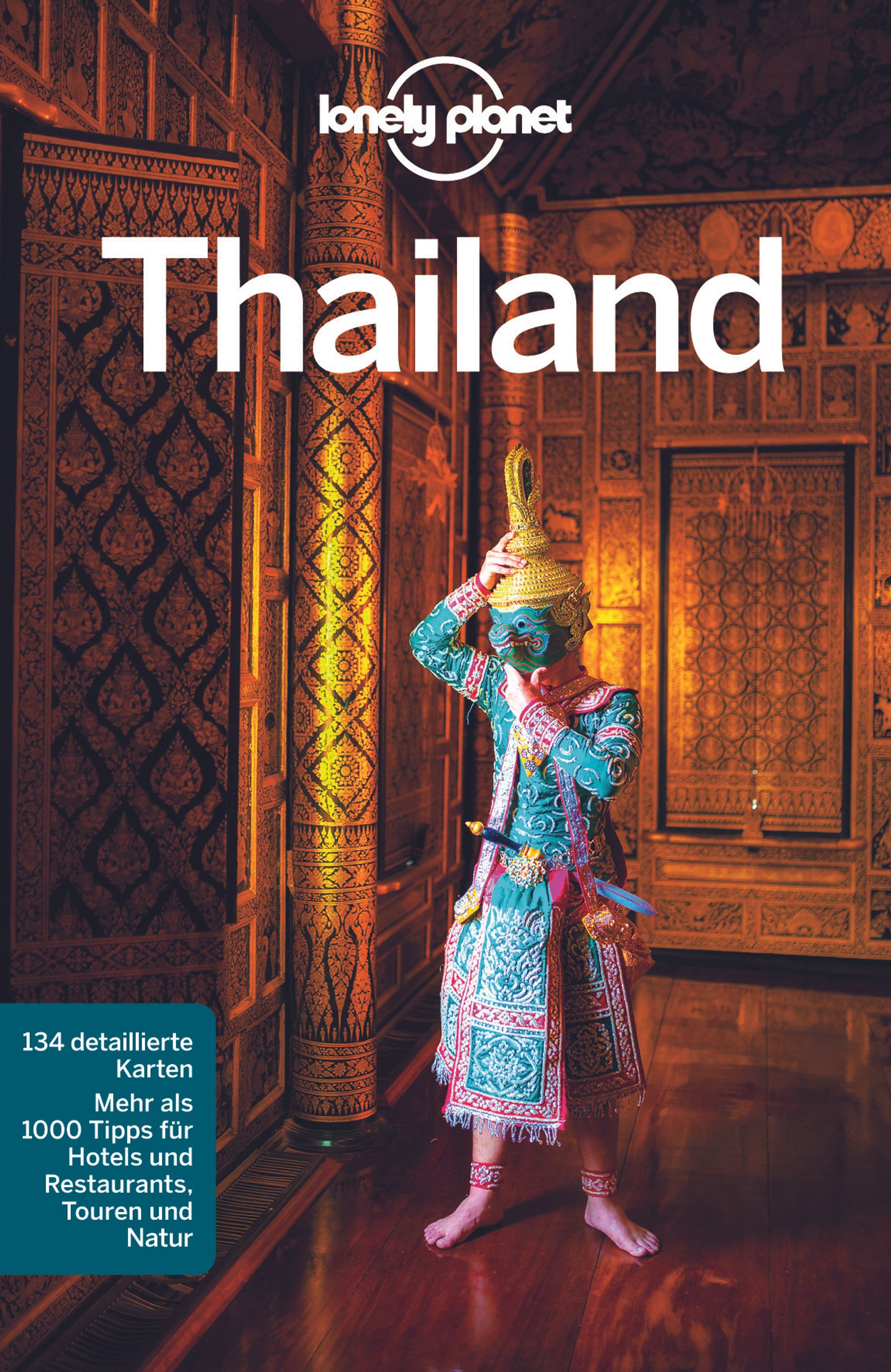 Lonely Planet Lonely Planet Thailand (eBook)